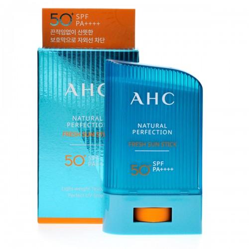 Ahc Natural Perfection Fresh Sun Stick Spf 50 Pa 22g