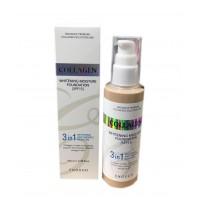 Enough Collagen Whitening Moisture Foundation  3 in 1 SPF 15 100ml #13 Light Beige - тональная основа с коллагеном 3 в 1