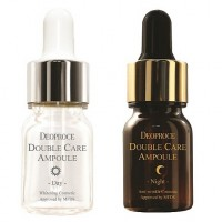 Deoproce Double Care Ampoule Day & Night 13ml x 2